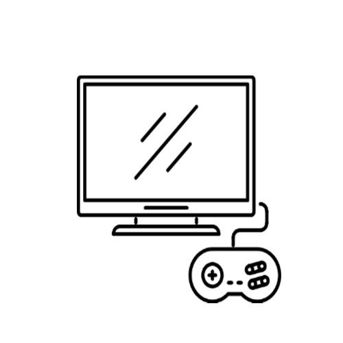 spill konsoll reparasjon