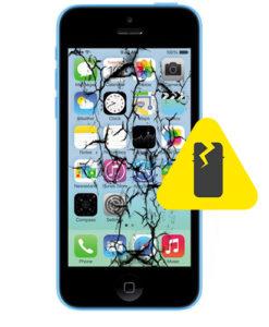 iPhone 5C skjerm reparasjon