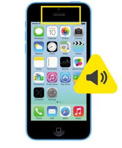 iPhone 5C øre høyttaler reparasjon