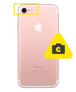 iPhone 7 kameraglass reparasjon