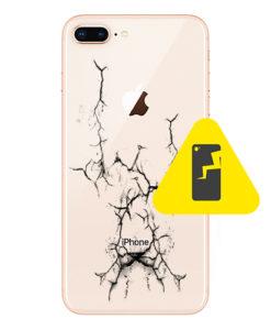 iPhone 8 Plus bakglass reparasjon