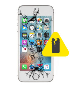 iPhone 5 skjerm reparasjon