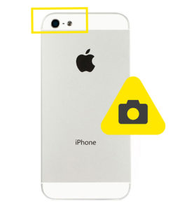 iPhone 5S bak kamera reparasjon