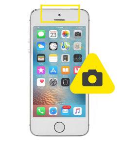 iPhone 5S front kamera reparasjon
