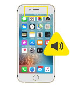 iPhone 6 øre høyttaler reparasjon