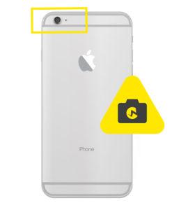 iPhone 6 plus kameraglass reparasjon