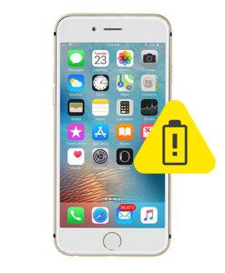 iPhone 6 batteri skifte