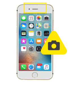iPhone 7 front kamera reparasjon