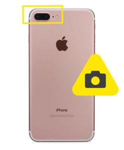 iPhone 7 plus bak kamera reparasjon