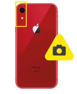 iPhone XR bak kamera reparasjon