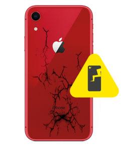 iPhone XR bakglass reparasjon