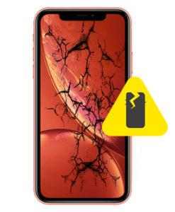 iPhone XR skjerm reparasjon