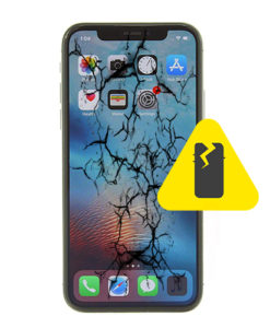 iPhone XS skjerm reparasjon