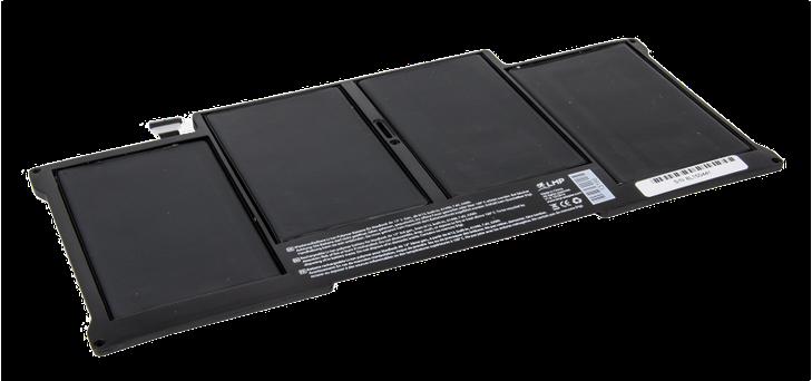 skifte batteri macbook